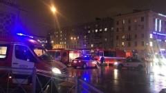 13 души са били ранени при нападението в Санкт Петербург