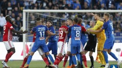 Все пак съдиите мерят с еднакъв аршин към грандовете Левски, ЦСКА и Лудогорец