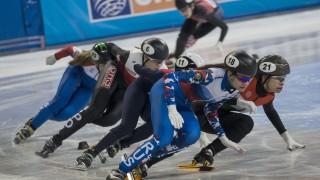 Българките приключиха участието си на 1500 метра на Световното по шорттрек