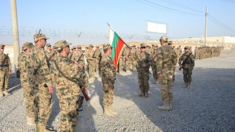 Няма пострадали наши войници при ракетен обстрел по базата им в Кандахар