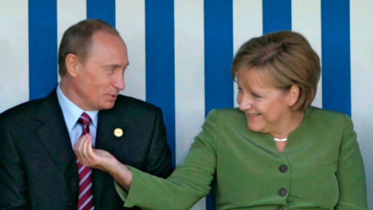 Путин допуска френски и германски експерти в Керченския проток