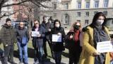 Туроператори протестираха пред Министерския съвет, техни колеги не подкрепят протеста