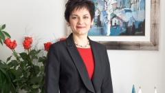 Боряна Манолова ще представлява бизнес дамите в България