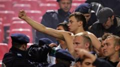 Пиян съдия свири мач в Беларус