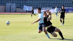 Дунав и Славия не си вкараха гол в приятен мач в Русе
