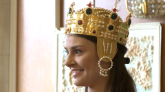 Короната на царица Ирина - новата атракция на Националния исторически музей