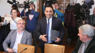 Караниколов обеща до дни решение на кризата в Перник