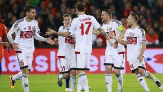 """Беларус излезе начело в Група """"D"""", първа загуба за Люксембург"""