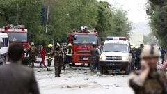 Експлозия в банка разтърси Кабул