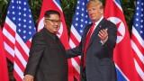 Тръмп и Ким пред сключване на сделка