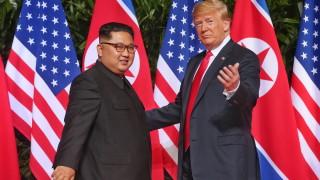 "Доналд и Ким - ""симпатични, хубави и слаби"""