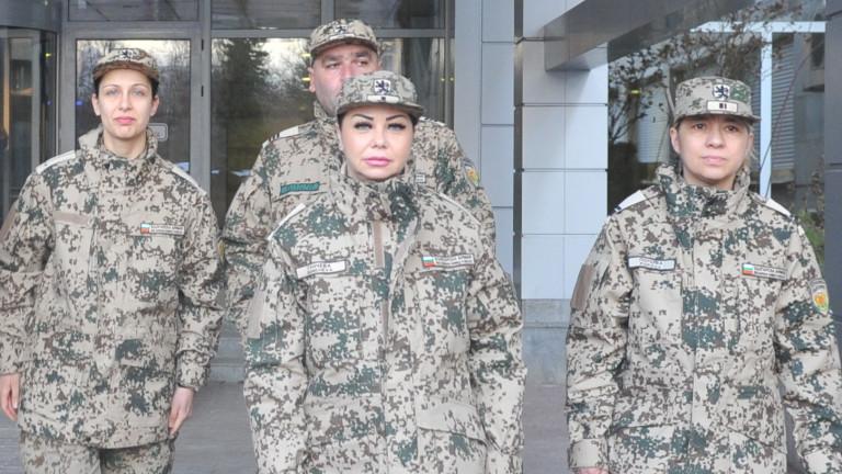 Снимка: Армията ремонтира техника с военновременни запаси, Лозан Панов петни България пред експертите от Брюксел