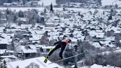 """Германецът Карл Гайгер спечели първото състезание от """"Четирите шанци"""""""