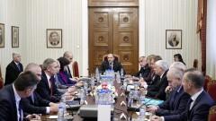 Каракачанов: С над 130 млн. актуализираме средствата за отбрана