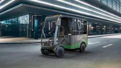 Производителят на това малко електрическо такси смята, че може да намали трафика наполовина за 5 години