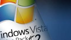 Vista SP2 може да се появи по-рано от Windows 7
