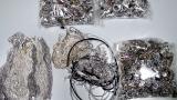 """Сребро за близо 40 000 лв. спипаха на """"Капитан Андреево"""""""