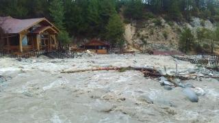 Няма бедстващи или пострадали заради наводненията