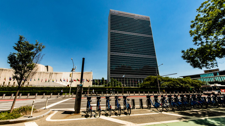 53 държави в ООН подкрепиха Китай за Хонконг