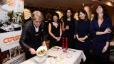 Орлин Горанов направи диетична вечеря за италианките от Incanto (СНИМКИ)