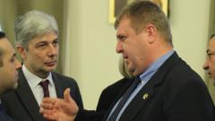 Каракачанов и Димов спокойни за министерските си столове