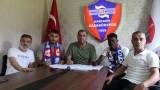 Бившият футболист на Левски Франсис Нар напусна Карабюкспор