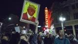 Безредици и десетки арестувани след протести срещу избирането на Тръмп