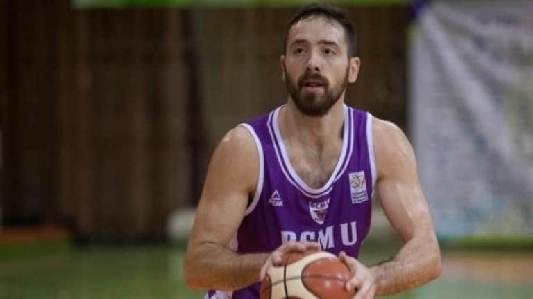 Божидар Аврамов отново ще облече екипа на варненския Черно море