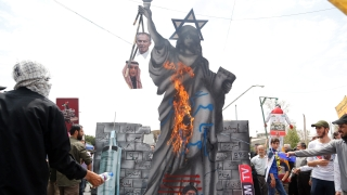 Израел е регионална база за Америка и световната арогантност, обяви Рохани