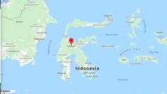 Силно земетресение удари Сулавеси в Индонезия
