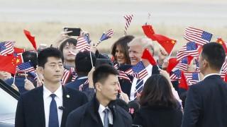 Тръмп иска Китай да намали финансовите си връзки с КНДР