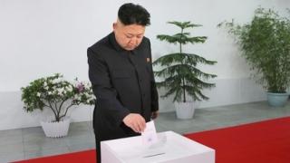 Ким Чен Ун е избран за депутат единодушно, като единствен кандидат