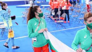 Михаела Маевска: Няма нищо по-хубаво от това да изживееш още веднъж спечелен медал от Олимпиада