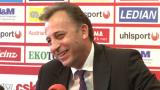 Венци Живков: Нямаме шанс