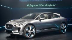 Първият електрически Jaguar се изправя срещу Tesla Model X