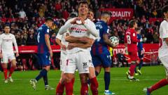 Севиля се справи с Леванте за Купата на Испания