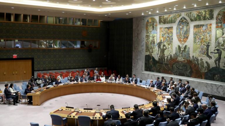 Турция оправда военната операция в ООН като борба срещу тероризма