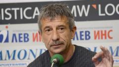 Радослав Здравков е новият треньор на Локомотив (София)
