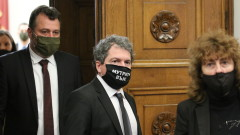 Тошко Йорданов: Коалиция с ГЕРБ, ДПС и БСП няма да правим