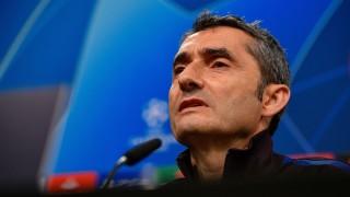 Валверде: В Шампионската лига не може да пренебрегнеш дори 10 минути