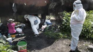 Коронавирус: В десет региона на Русия пламнаха детските градини