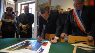 Климатичната криза оправдава премахване на портрет на Макрон, реши френски съдия