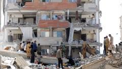 Няма пострадали или загинали българи при земетресението в Иран и Ирак