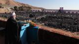 Иран заплаши да спре износа на петрол от Персийския залив