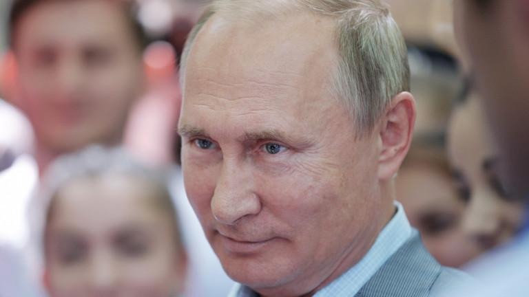 Президентът на Русия Владимир Путин планира да посети Австрия на