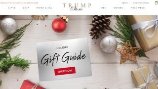 Само 15% от стоките в онлайн магазина Trump са американски. Но има китайски и мексикански