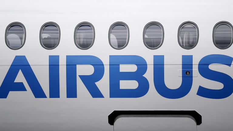 Airbus получи поръчка за $7 милиарда