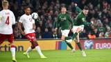 Селекционерът на Ирландия обяви състава си за мачовете с България и Финландия