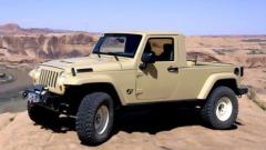 Пикапът Jeep Wrangler се завръща с нов модел
