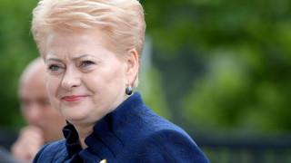 """Литва """"смекчи"""" твърдата си позиция за Русия на срещата на НАТО"""